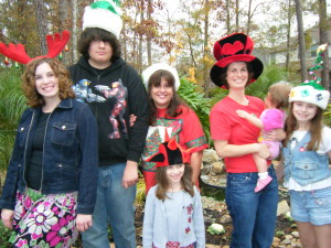 Christmas Hat Crazies!