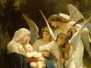 angels-baby-jesus